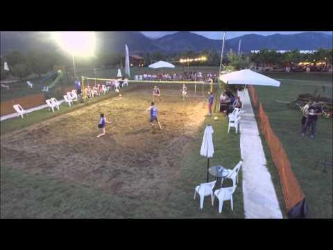 2o Tουρνουά Baech Volley στο Κτήμα Κλέτσα