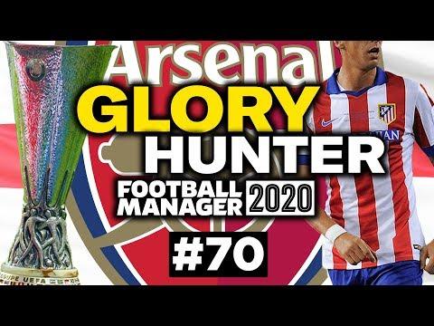 GLORY HUNTER FM20   #70   ATLETICO MADRID!   Football Manager 2020