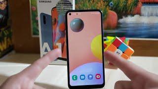 Video Samsung Galaxy A11 QmRHGMMNNEk
