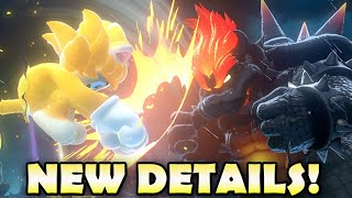 🙀 NEW DETAILS! Why is Fury Bowser SO FURIOUS?  Super Mario 3D World + Bowser's Fury News