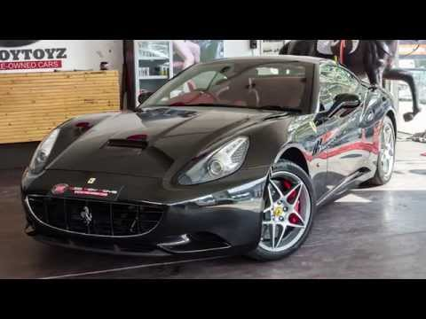 Ferrari California @ Big Boy Toyz