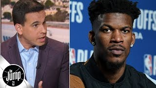 Jimmy Butler, Miami Heat are the best bet to hit the over for games won - George Sedano | The Jump