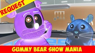 """""""Hamster in the House"""" in G Major (SCARY) Special Request - Gummy Bear Show MANIA"""