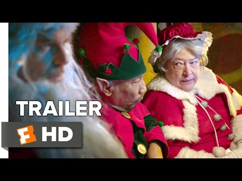 Bad Santa 2 Official Trailer 2 (2016)