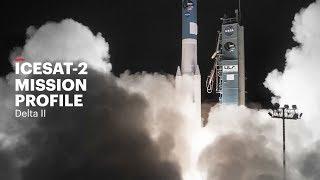 Delta II ICESat-2 Mission Profile