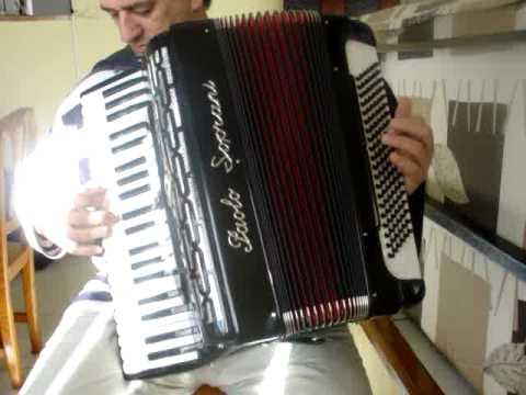 Vals musette francés en acordeon - Pigalle
