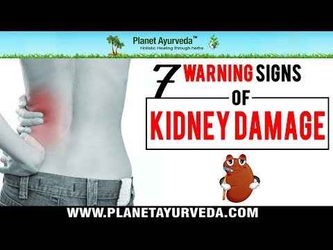 7 Warning Signs and Symptoms of Kidney Failure