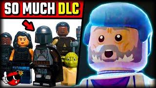 New Lego Star Wars has HUGE DLC plans