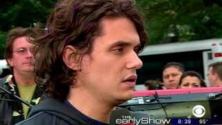 John Mayer | Interview + Waiting on the World to Change @ CBS Early Show (September 22nd, 2006)