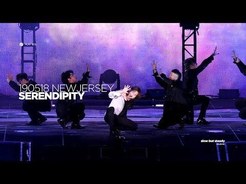 190518 방탄소년단 지민 (BTS JIMIN) - Serendipity (JIMIN FOCUS 4K fancam)