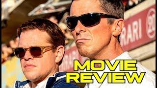 FORD V FERRARI Movie Review (2019) Matt Damon, Christian Bale