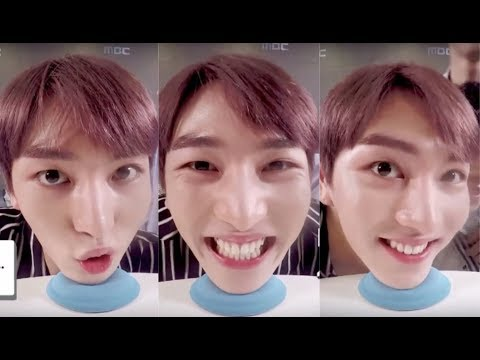 Pentagon Kino - Cute Compilation #2
