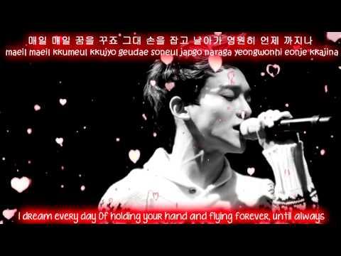 EXO Chen - Best Luck [Eng Sub + Romanization + Hangul] HD