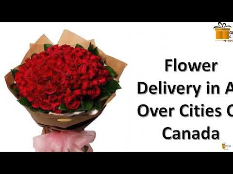 Send Online Gift Delivery in Canada