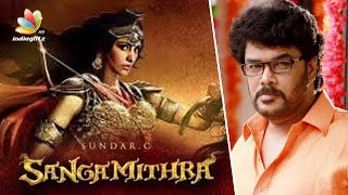 Shruti Hassan opts out of Sangamithra; says proper script ..