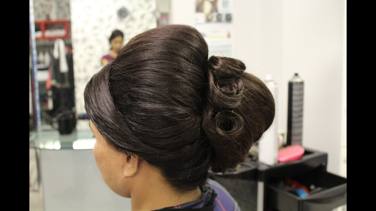 Styling Asian Hair: HOW TO: Indian Bridal Hairstyles For Short Hair