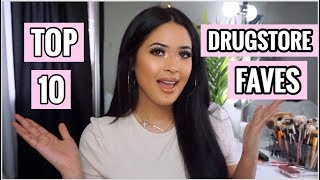 FAVORITE DRUGSTORE PRODUCTS I USE EVERYDAY BUT NEVER TALK ABOUT! |Taisha