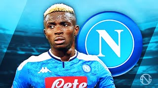 VICTOR OSIMHEN - Welcome to Napoli - Insane Speed, Skills, Goals & Assists - 2020