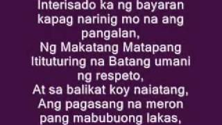 limang ulo with lyrics by repablikan