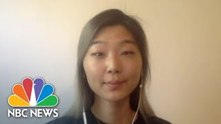 New York Woman Raises $125,000 For Safer Ride Sharing As Anti-Asian Attacks Spike | NBC News NOW