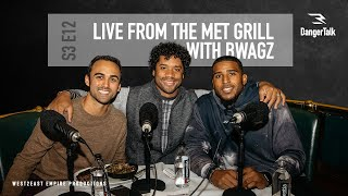 Bobby Wagner Talks Facing Kawhi Leonard | The Seahawks Playoff Push | First Live Podcast @ The Met