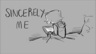 """""""SINCERELY ME"""" - Dear Evan Hansen animatic"""