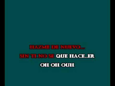 Que Me Cubra Tu Gracia (Karaoke de Nancy Amancio)