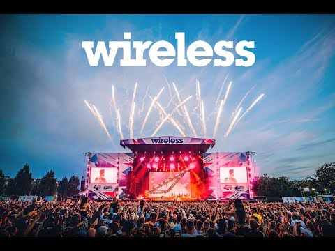 Wireless Festival 2017 highlights video