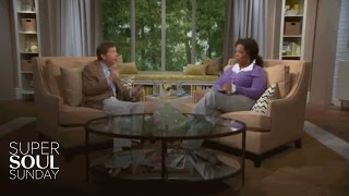 Eckhart Tolle Reveals How to Silence Voices in Your Head   SuperSoul Sunday   Oprah Winfrey Network
