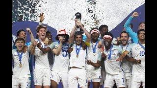 The Final: Venezuela v. England - FIFA U-20 World Cup Korea Rep. 2017