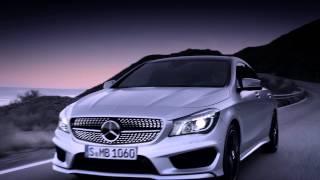 New Mercedes CLA official trailer (Motorsport)