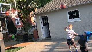 Basketball Trick Shots | Kid Perfect Awesome