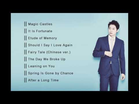 ♬ Best songs of yuchun solo [LIVE] ♬ :: II ::