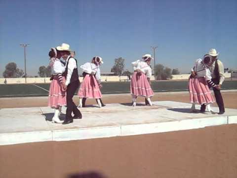Sonora Bronco Danza Folclorica ITH CHURISANIS