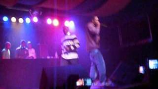 Ghetts Live at The Plug Sheffield Part 1