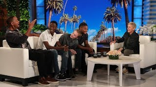 Will Smith Surprises Viral Video Classmates for Their Kindness