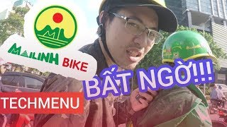 Lần đầu đi Mai Linh Bike: Thân thiện, dễ dùng, nhiều tài xế ll TECHMENU ll TECHMAG