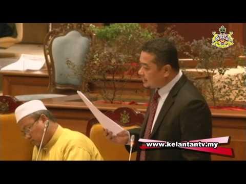 YB Rozi Muhamad | Perbahasan sidang DUN Kelantan ke-13 | 5 Mac 2014