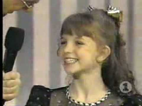 Britney as a kid... talented girl !!!