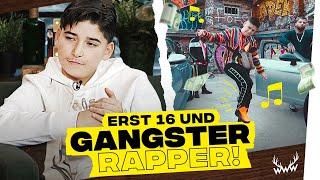 Rap-Star mit 16, Streit mit Shirin David, Hate, Ziele uvm.   AGIR im Talk
