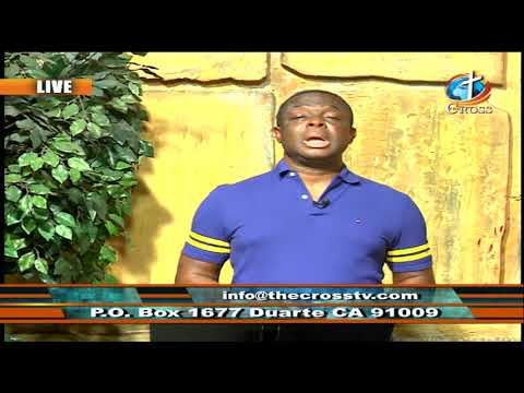 Anointing with Apostle Vincent Akosah 04-27-2020