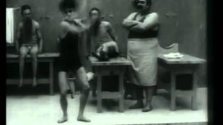 Charlot en el balneario (Charles Chaplin) - The Cure (The Water Cure)