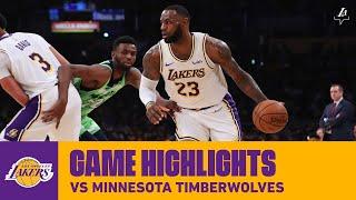 HIGHLIGHTS | LeBron James (31 pts, 7 reb, 8 ast) vs. Portland Trail Blazers