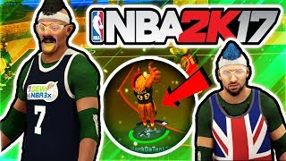HANKDATANK & IMDAVISSS PLAY THE LAST GAME OF NBA 2K17 - WE SHUT DOWN THE SERVERS