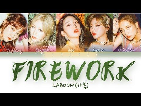 Laboum (라붐) – 'Firework' (Color Coded Lyrics Eng/Rom/Han/가사)