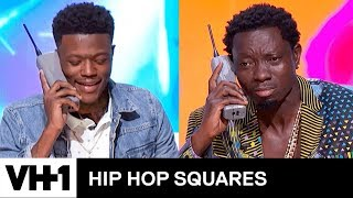 DC Young Fly & Michael Blackson 'Call Tyrone' in Honor of Erykah Badu | Hip Hop Squares