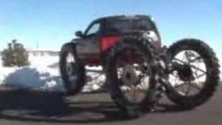 Un buggy géant