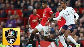 Instant reactions after Man United v. Liverpool | Premier League | NBC Sports