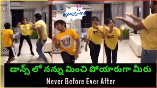 Shekar Master dance with his children-Coronavirus alert..