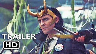 MARVEL'S LOKI Official Trailer 2 (2021)